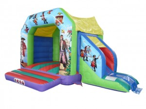 Bouncy Castle Pirate Combo