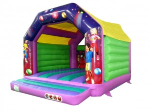 Bouncy Castle Adult Disco