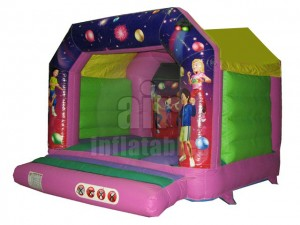 Bouncy Castle Disco